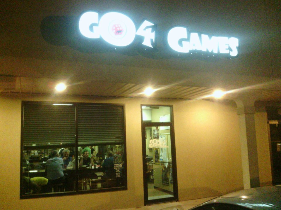 Photos taken by Robert Scrybe Suttles at Go4 Games