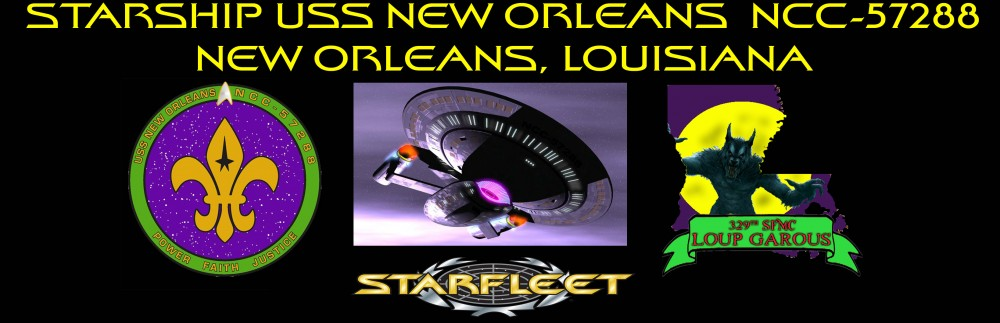 Starship USS New Orleans NCC-57288